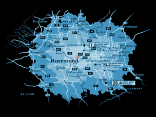Getting there - Welcome to Roermond - City Roermond